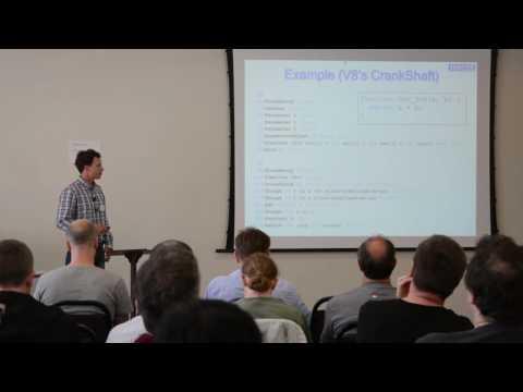 LLV8: Adding LLVM as an extra JIT tier to V8 JavaScript engine - LLVM Cauldron 2016