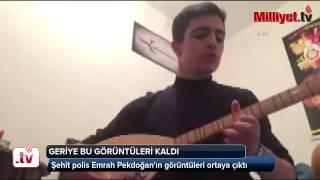 Şehit polis emrah pekdoğan/MUHSİNLER ÖLMEZ (7haziran vezneciler şehidi)