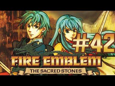 Fire Emblem: The Sacred Stones (Esp) -Parte 42- ¡Avanzamos con todo! [Con Mr. Onion de invitado]