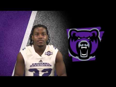 Meet The 2014 Central Arkansas Bears Football Team: Part One