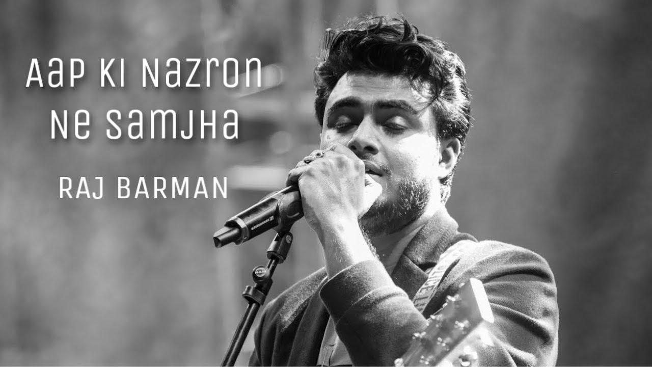 Aap Ki Nazron Ne Samjha | Raj Barman | Shorts | Unplugged