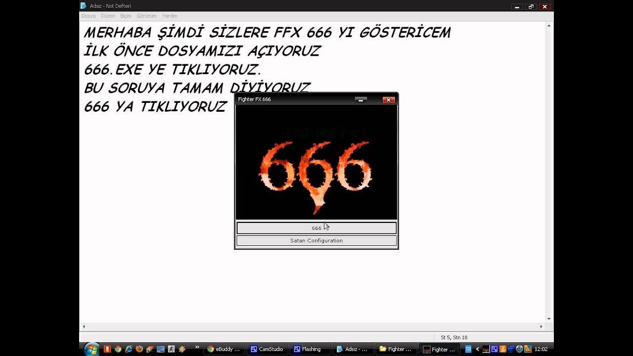 fx fighter 666