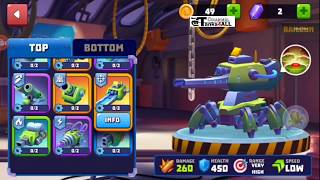 * GAME Tanks a lot! Free Game for Android Category Action Gameplay TANKS4ALL