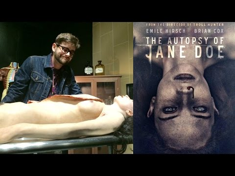 The Autopsy of Jane Doe Movie Review - Fantastic Fest 2016