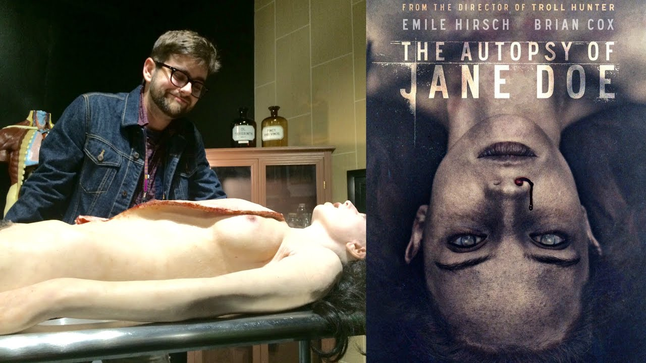 The Autopsy of Jane Doe – Autopsia lui Jane Doe (2016)