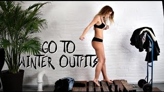Go To Early Winter Outfits | allegralouise