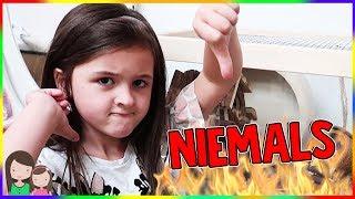 DER HAMSTER MUSS WEG!! 10 Dinge die Ava NIEMALS sagen würde 😶 Alles Ava