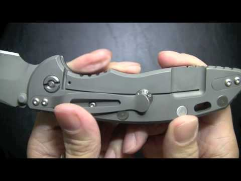 Thoughts: Rick Hinderer XM-18