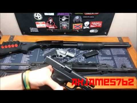 Firearms 101 - How to Safety Check a Firearm