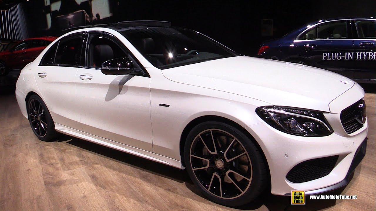 2016 MercedesBenz CClass C450 AMG 4Matic  Exterior Interior
