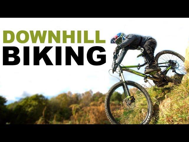 This Week I Learned Downhill Mountain Biking