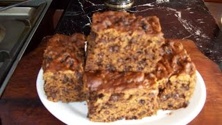 Easy Diabetes Fruit Cake/Healthy Eggless & Sugarless Fruit Cake