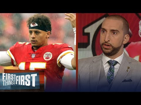 Nick Wright on Mahomes' performance in Chiefs Week 5 win against Jaguars | NFL | FIRST THINGS FIRST