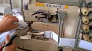 Como fazer acabamento em camiseta