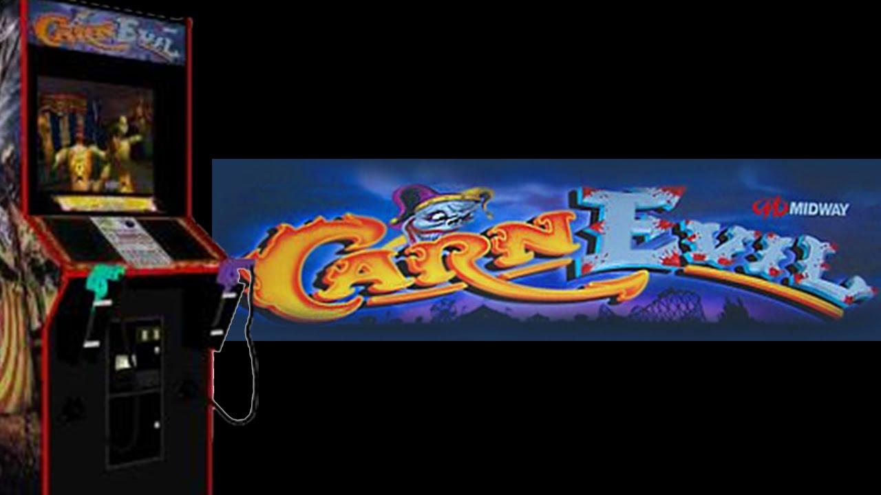 CarnEvil Arcade (1998) Playthrough! - YouTube