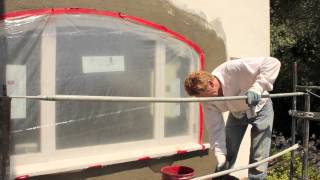 How To Stucco Around Newly Installed Windows Or Doors