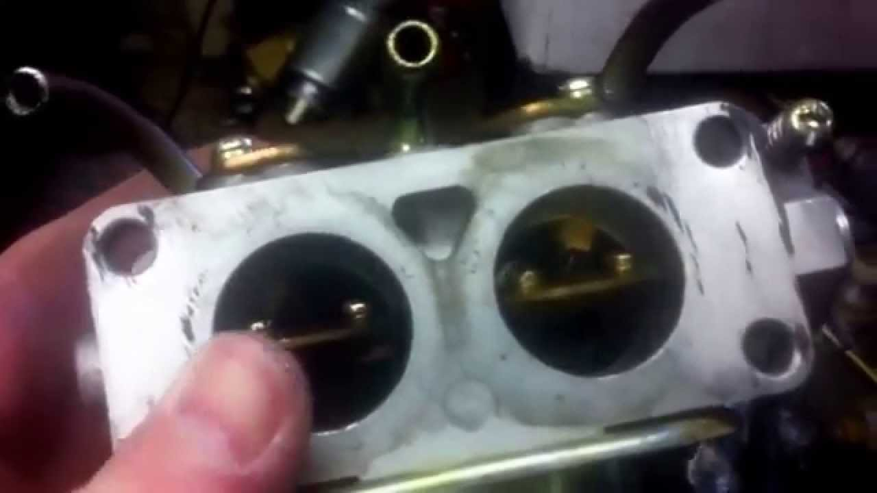 Propane Conversion On Twin Cylinder Engine Youtube