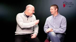 Holmes Bargain Hunter - Joseph Mast Geico Commercial Interview with Dave Mast
