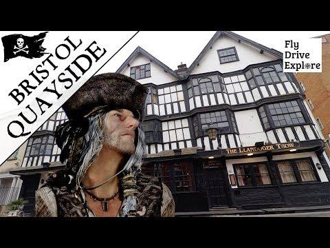 Discovering Bristol's Pirate Past - Bristol Quayside