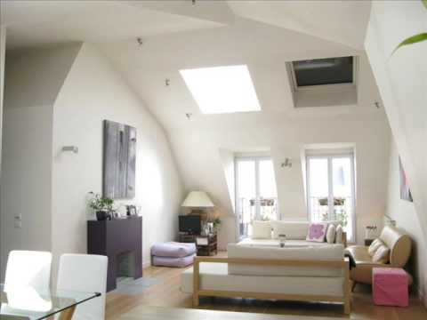 Vente appartement paris 16 dernier etage for Vente appartement paris atypique