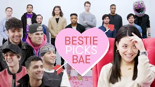 I Let CNCO Pick My Boyfriend: Elisa | Bestie Picks Bae
