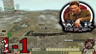 "Men of War: Condemned Heroes - No Turning Back - Mission 1 ""Combat Experience"""