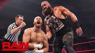 Braun Strowman vs. Sami Zayn: Raw, May 20, 2019