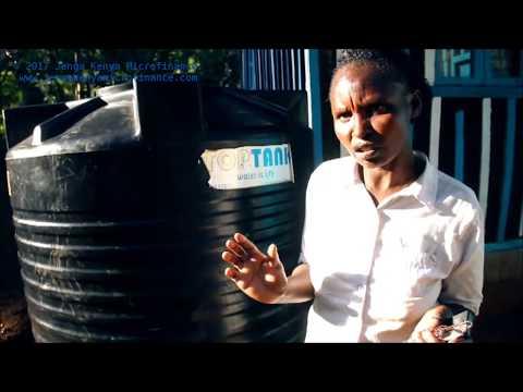 Jenga Kenya Microfinance - Tank Mashinani Project
