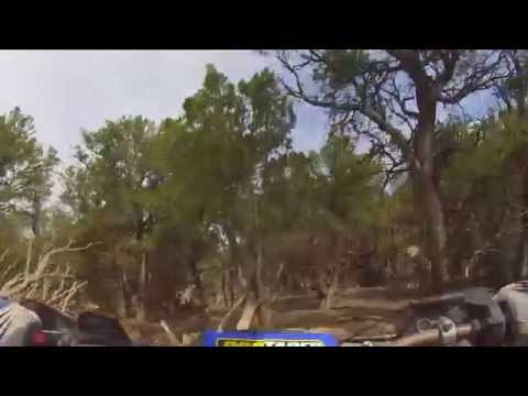 Dirt Biking Eagle Colorado Singletrack Hardscrabble Mountain GoPro YZ250