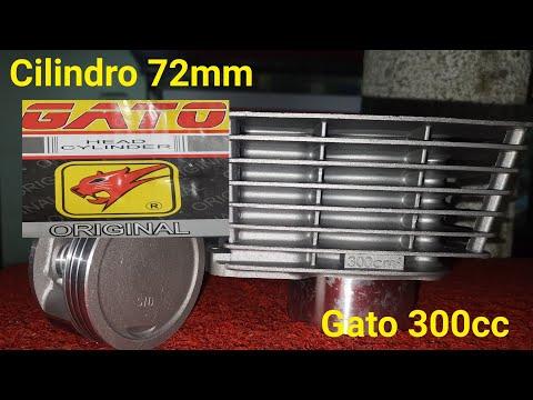 Nuevo CILINDRO Racing CG 300cc 72mm