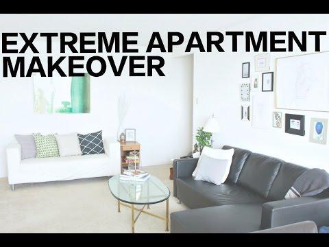 Extreme Makeover: Apartment Tour 2016