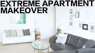 Extreme Makeover: Apartment Tour 2016