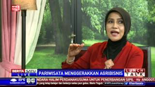 Lunch Talk: Pariwisata Gerakkan Agribisnis #4