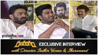 Ranarangam Exclusive Interview with Sudhir Varma & Sharwanand | Greatandhra.com