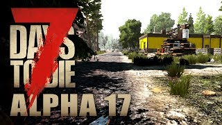 7 Days to Die #012 | Ein Haus voller Zombies | Alpha 17 Gameplay German Deutsch thumbnail