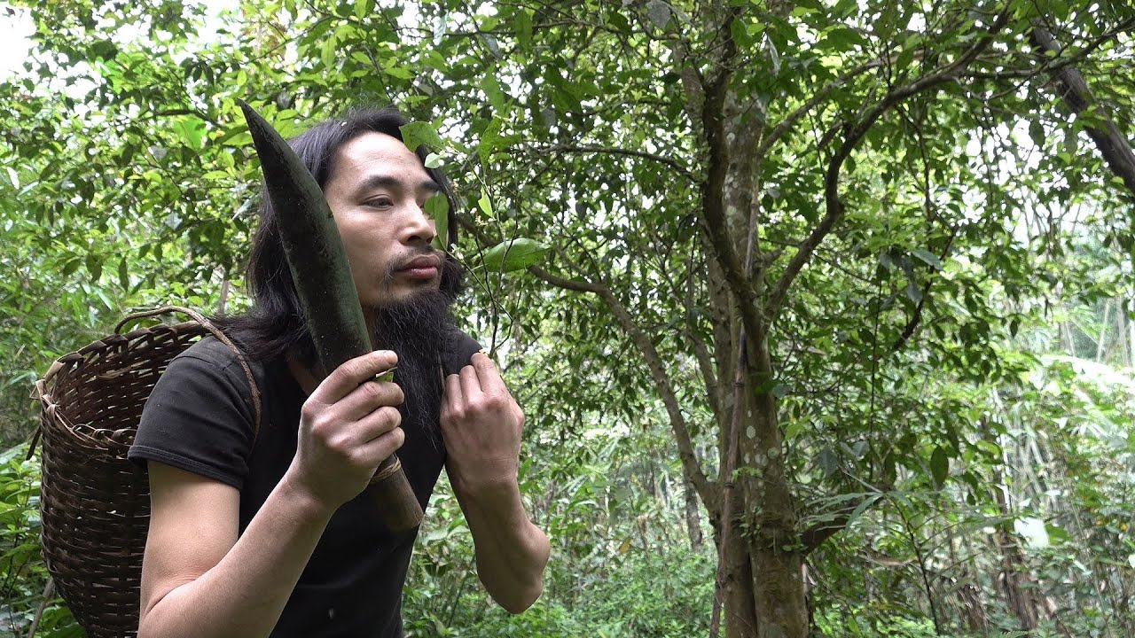 Breeding Fruits of the forest (Tangerines), Wilderness Alone, Episode 122