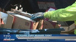 Recycle or trash? Study finds Austin's recycling rules confusing