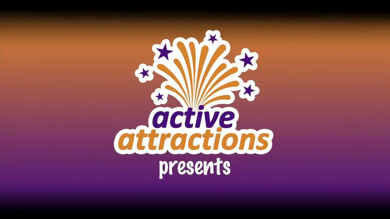 Active Attractions - Licensed to Thrill!!!