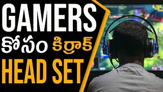 Best Gaming Headphones For Gaming For ₹949Telugu: Headset For Gamers, Editors, Voiceover Below 1000