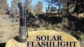 Gambar cover Solar Flashlight