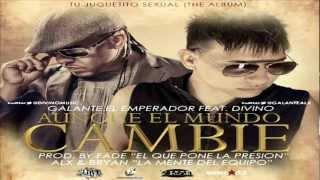 Aunque El Mundo Cambie - Galante Ft Divino (Original) ★REGGAETON ROMANTICO 2012★ / LIKE