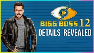 Click on the video to check out all the details about Bigg Boss 12....