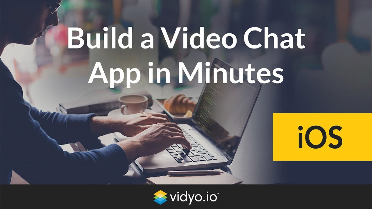 Build a Mobile Video Chat Application for iOS in Minutes