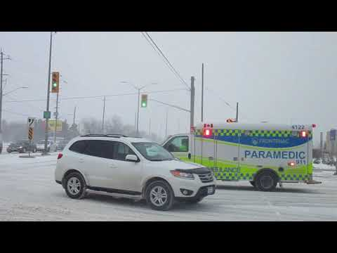 FPS Response, Hwy 401 Pileup (Featuring idiot drivers, And Kingston Police