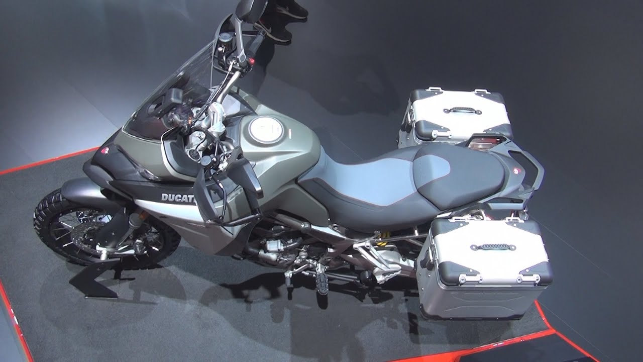 maxresdefault ducati multistrada 1200 enduro (2016) exterior and interior in 3d  at bayanpartner.co