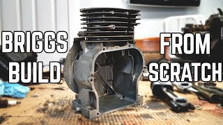 Download Flathead Briggs Build from Scratch | Homemade Performance Mods! Mp3 and Videos