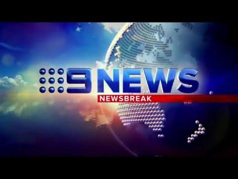 Nine News Sydney | News Break - (4.1.2016)