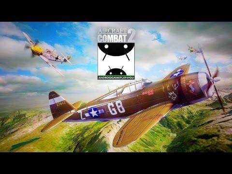Aircraft Combat 2: Warplane War Android GamePlay Trailer [60FPS] (By BraveTale)