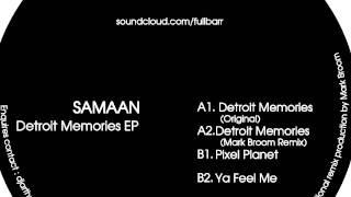 Samaan - Detroit Memories