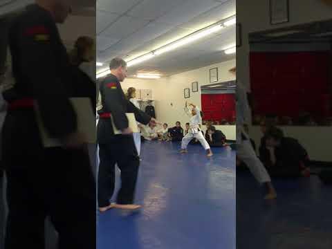 Kyla Lee Board Break 2